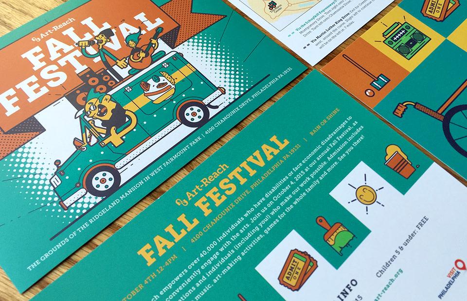 Art-Reach Fall Fest Chris Fernandez