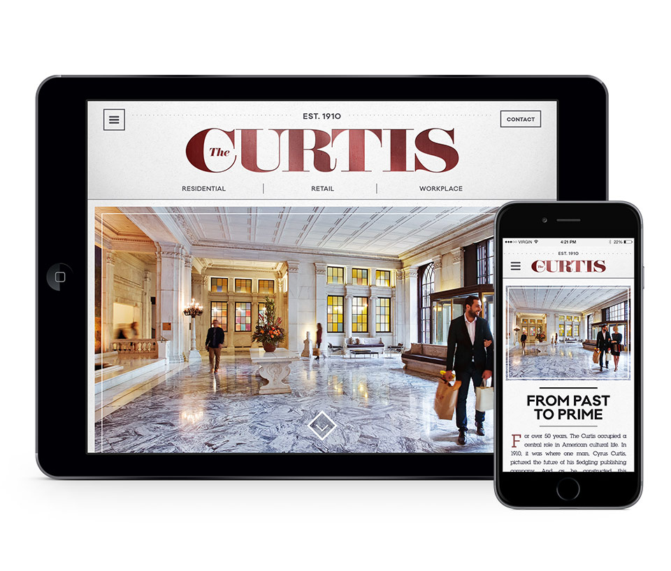 The Curtis Website 1
