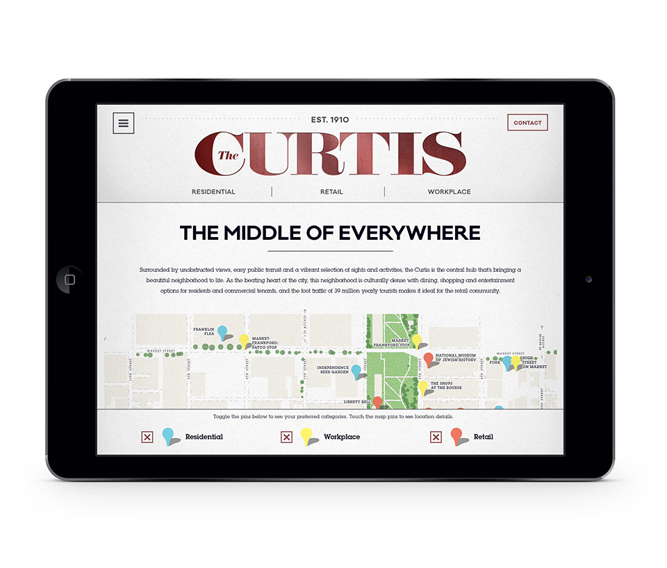 The Curtis Website 4